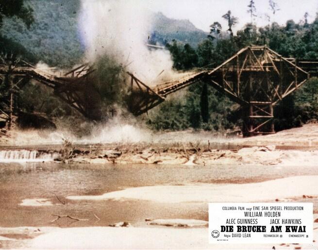 2/7 - Il ponte sul fiume Kwai