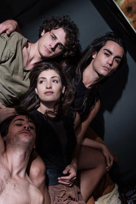 Andrea Piccirillo, Matthieu Dessertine, Andrea Arcangeli, Martina Catalfamo
