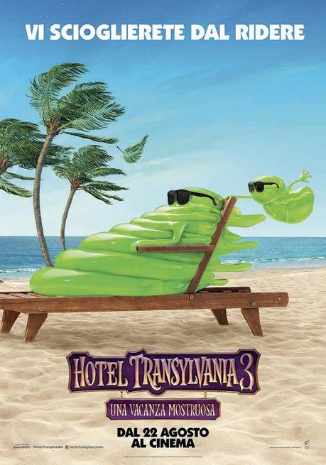 2/1 - Hotel Transylvania 3 - Una vacanza mostruosa