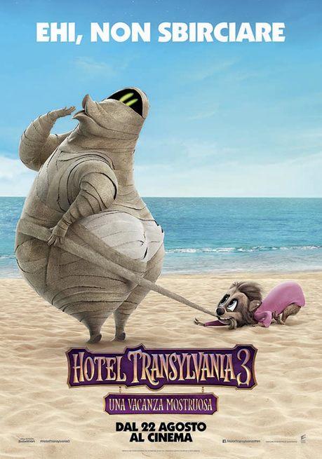 1/1 - Hotel Transylvania 3 - Una vacanza mostruosa