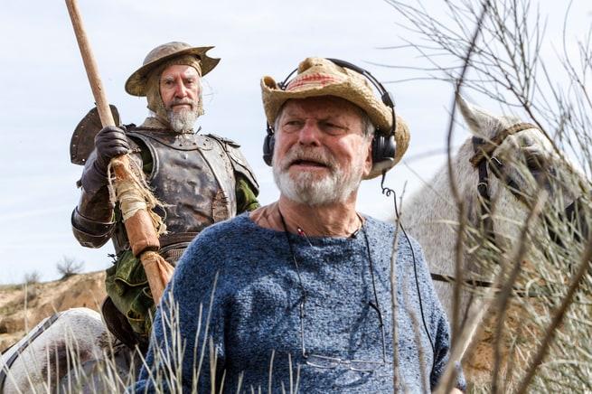 Terry Gilliam, Jonathan Pryce