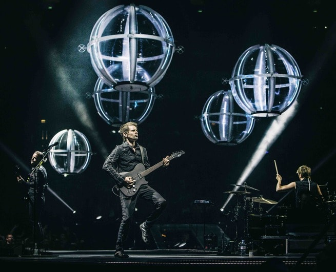 0/0 - Muse: Drones World Tour
