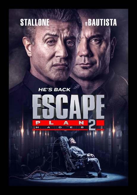 1/0 - Escape Plan 2: Ritorno all'Inferno