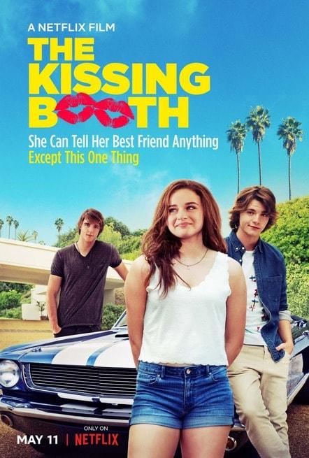 Risultati immagini per the kissing booth recensione film