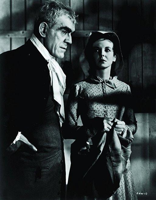 Boris Karloff, Anna Lee