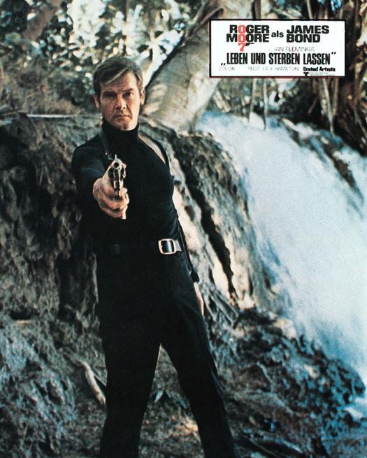 1/7 - Agente 007. Vivi e lascia morire