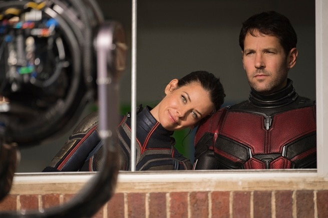 2/7 - Ant-Man and the Wasp
