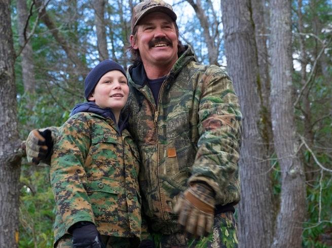2/3 - A caccia con papà