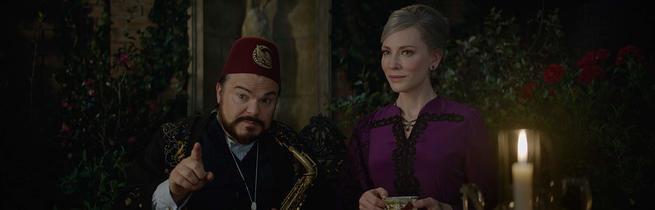 Cate Blanchett, Jack Black