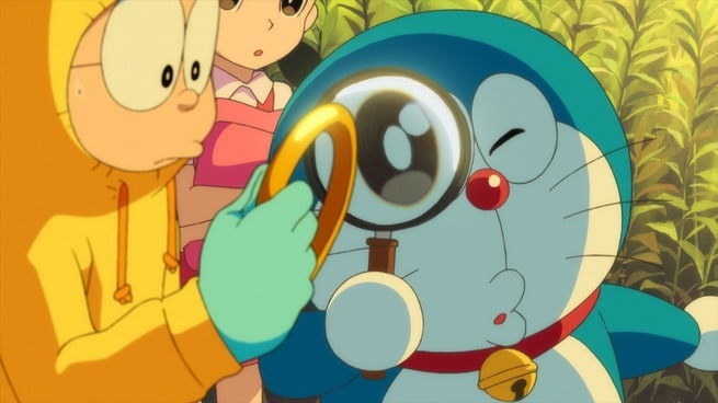 1/7 - Doraemon - Il Film: Nobita e la grande avventura in Antartide