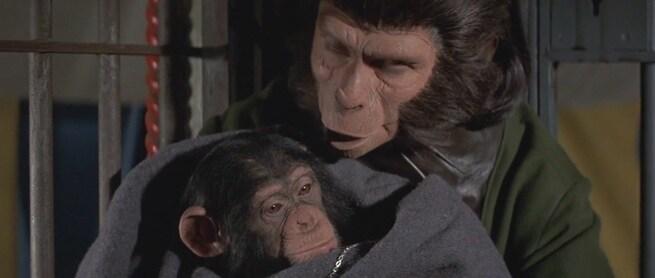 1/7 - Fuga dal pianeta delle scimmie