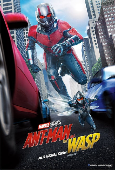 0/7 - Ant-Man and the Wasp
