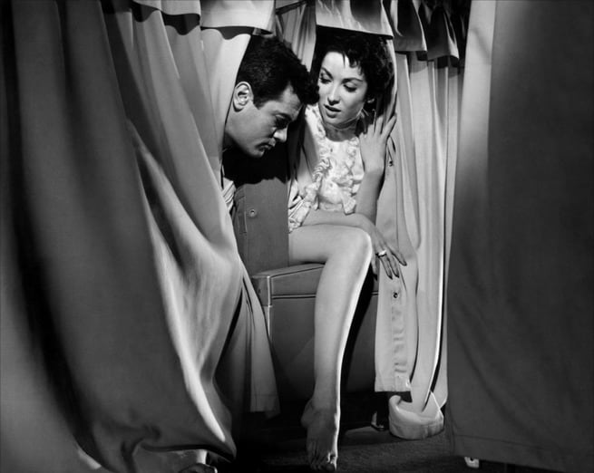 Janet Leigh, Tony Curtis