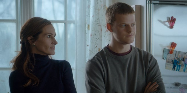 Julia Roberts, Lucas Hedges