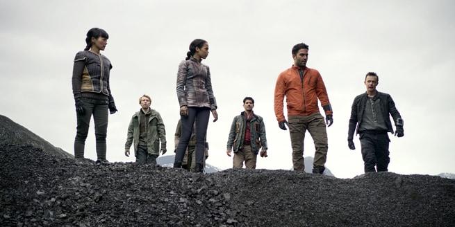Kiki Sukezane, Iain Belcher, Taylor Russell, Raza Jaffrey, Ignacio Serricchio, Adam Greydon Reid