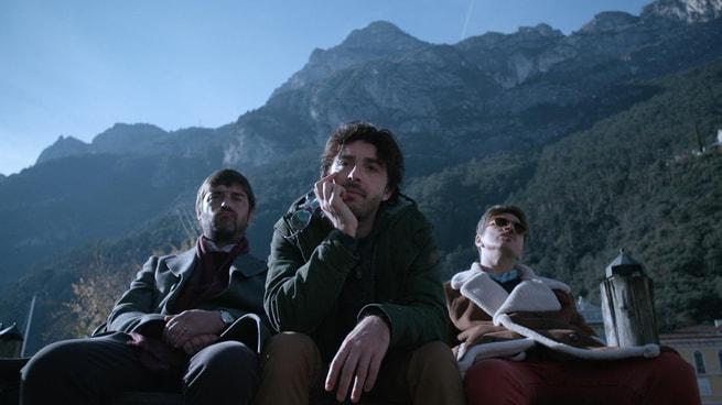 Michele Riondino, Alessandro Roja, Libero De Rienzo