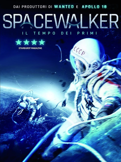 Spacewalker Film