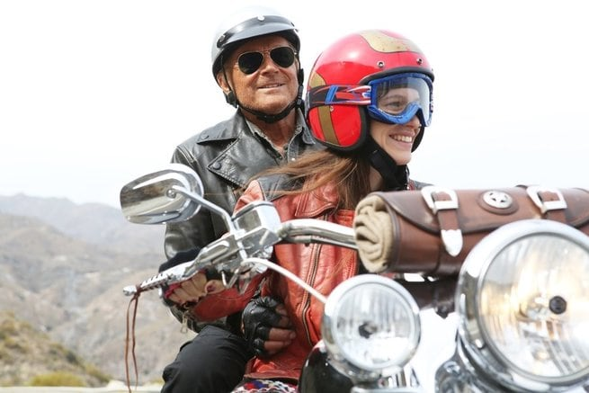 Terence Hill, Veronica Bitto