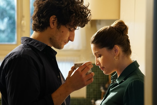Louis Garrel, Laetitia Casta