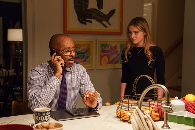 Kathryn Newton, Courtney B. Vance