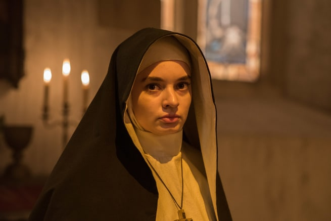 2/7 - The Nun - La vocazione del male