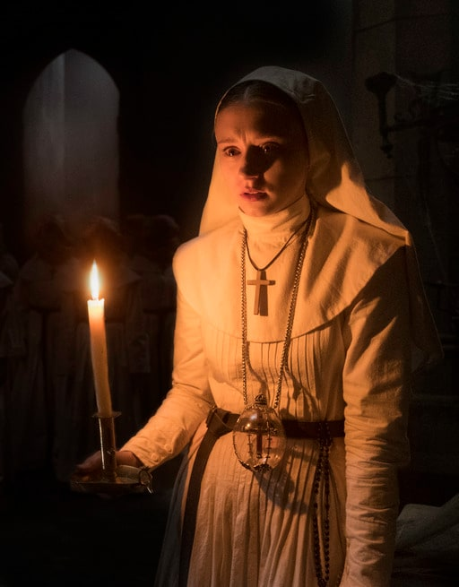 0/7 - The Nun - La vocazione del male