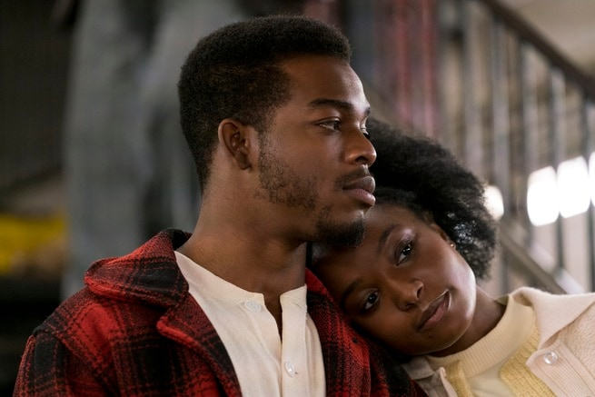 Kiki Layne, Stephan James