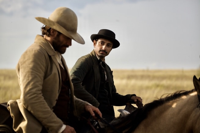 Jake Gyllenhaal, Riz Ahmed