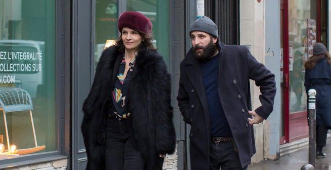 Vincent Macaigne, Juliette Binoche