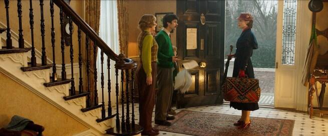 1/4 - Il ritorno di Mary Poppins