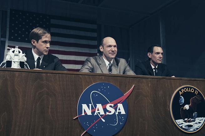 Ryan Gosling, Corey Stoll, Lukas Haas