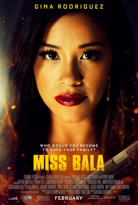 Miss Bala (2018) .mp4 BrRip AAC - ITA