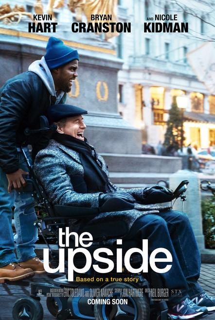 The Upside (2017) .mp4 WEBRip AAC - ITA