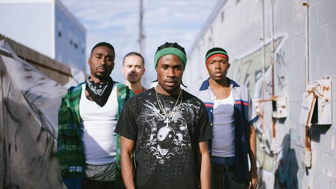 Demetrius Shipp Jr., Shameik Moore, Keean Johnson, Denzel Whitaker