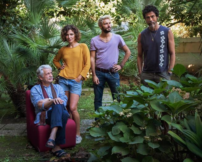 Fabrizio Bentivoglio, Jasmine Trinca, Filippo Scicchitano, Alessandro Gassman
