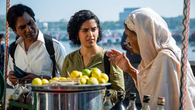 Sanya Malhotra, Nawazuddin Siddiqui