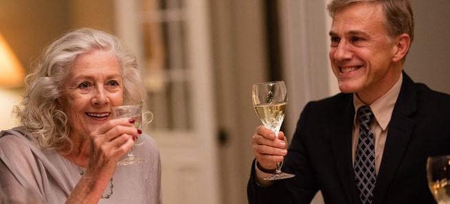 Christoph Waltz, Vanessa Redgrave