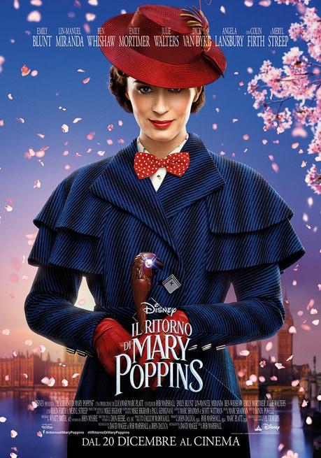 Il Ritorno Di Mary Poppins 2018 Filmtvit