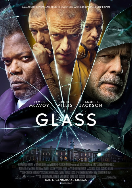 Glass (2019) .mp4 BrRip AAC - ITA