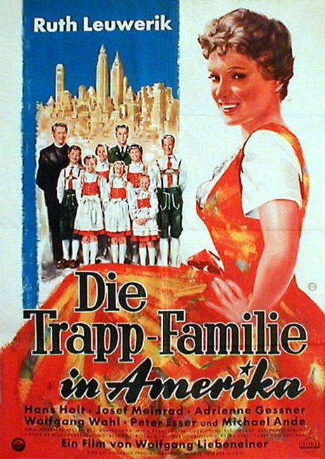 Die Trapp Familie In Amerika Stream
