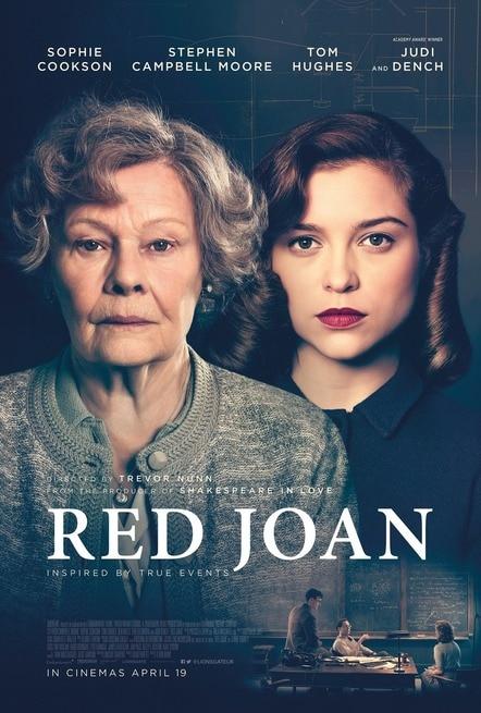 Recensione su Red Joan (2018) di CineMagic23 | FilmTV.it
