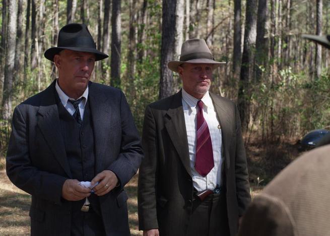 Woody Harrelson, Kevin Costner