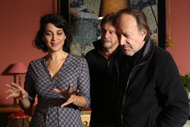 Donatella Finocchiaro, Giorgio Tirabassi, Goran Paskaljevic