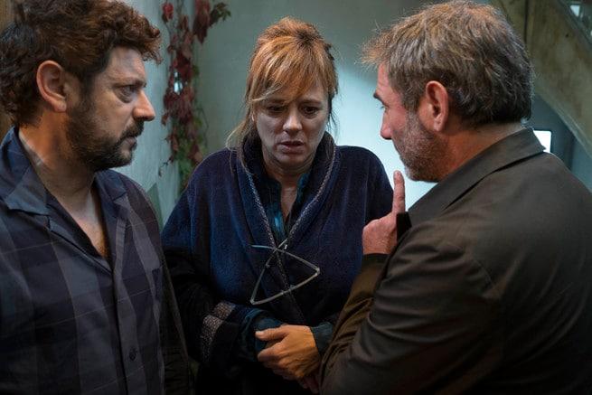 Emma Suarez, Sergi López, Manolo Solo