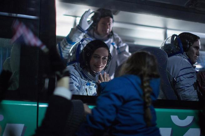 Eva Green, Matt Dillon, Zelie Boulant
