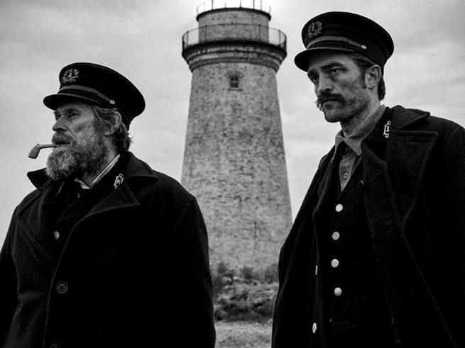 Willem Dafoe, Robert Pattinson