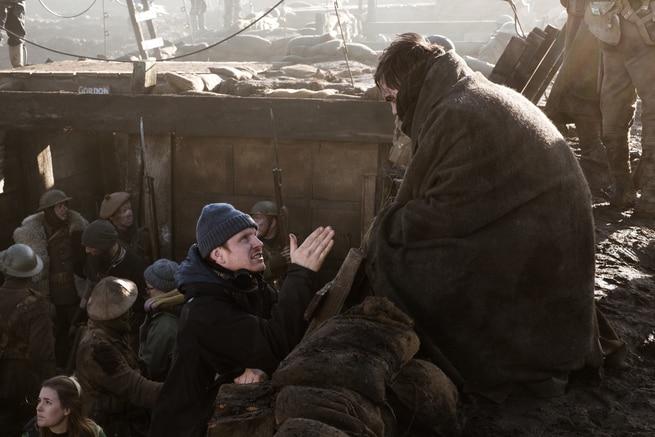 Nicholas Hoult, Dome Karukoski