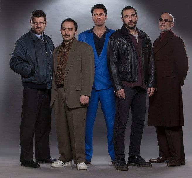 Giampaolo Morelli, Giuseppe Ragone, Fabio De Luigi, Edoardo Leo, Gian Marco Tognazzi