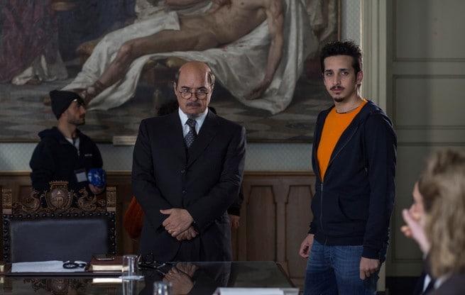 Roberto Lipari, Luca Zingaretti