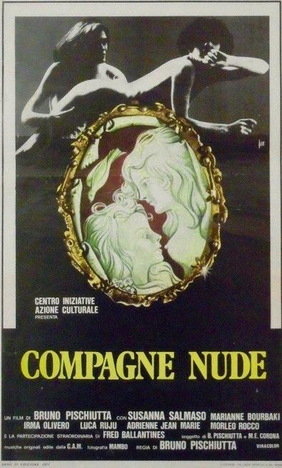 Risultati immagini per compagne nude locandina